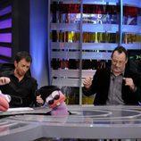 Pablo Motos entrevista a Jean Reno en 'El hormiguero'