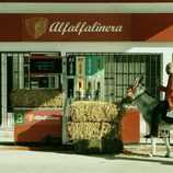 'La hora de José Mota' simula una gasolinera de alfalfa