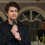 Darío Yazbek Bernal en la temporada 2 de 'La casa de las flores'