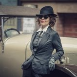 Hellen McCrory es Polly Gray en la temporada de 'Peaky Blinders'