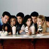 Los protagonistas de 'Friends' en una imagen promocional