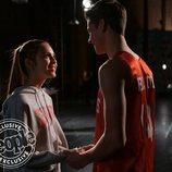 Joshua Bassett y Olivia Rodrigo, protagonistas de la serie 'High School Musical'