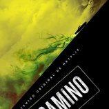 """Póster oficial de """"El Camino: Una película de Breaking Bad"""""""