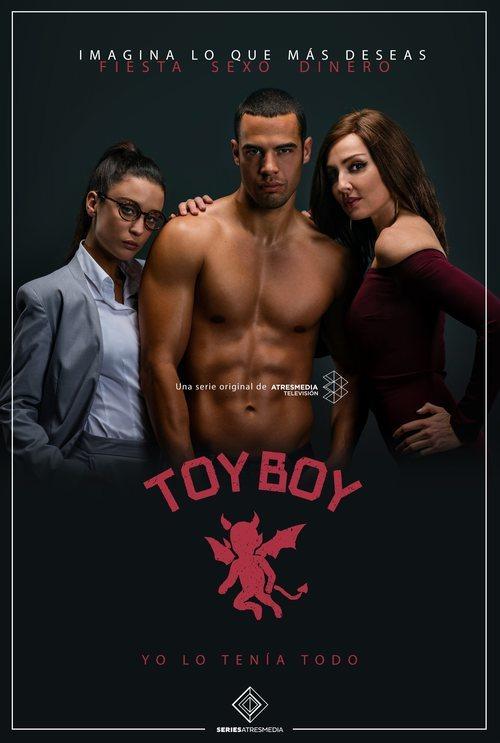 Póster promocional de 'Toy Boy'