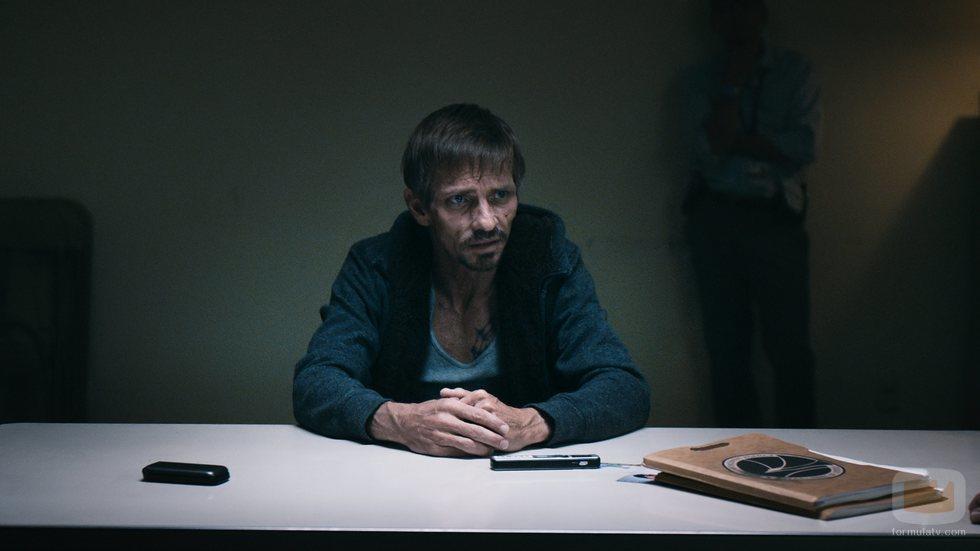 Charles Baker como Skinny Pete en 'El Camino: Una película de Breaking Bad'