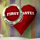 Logo de 'First Dates' por el especial Beach Club