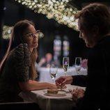 Laia Costa y Guillemo Pfening en 'Foodie Love'