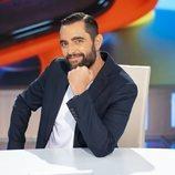 El presentador Dani Mateo en el plató de 'Zapeando'