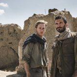 Toni viaja hasta Irak a cubrir la guerra del Golfo en la temporada 20 de 'Cuéntame cómo pasó'