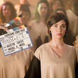 María canta en un coro de góspel en la temporada 20 de 'Cuéntame cómo pasó'