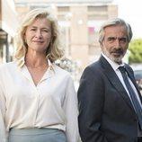 Merche y Antonio comienzan a vivir separados en la temporada 20 de 'Cuéntame cómo pasó'