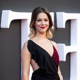 Georgina Amorós en el estreno de la segunda temporada de 'Élite'