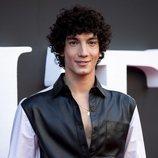 Jorge López en el estreno de la segunda temporada de 'Élite'