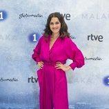 Susana Córdoba en la presentación de 'Malaka'
