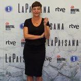 Eva Hache en el photocall de 'La Paisana'