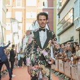 Juan Avellaneda, en la presentación de 'MasterChef Celebrity 4'