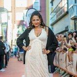 Yolanda Ramos, en la presentación de 'MasterChef Celebrity 4'