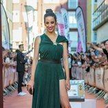 Almudena Cid, en la presentación de 'MasterChef Celebrity 4'