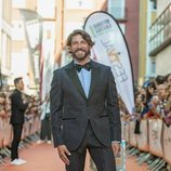 Félix Gómez en la presentación de 'MasterChef Celebrity 4'