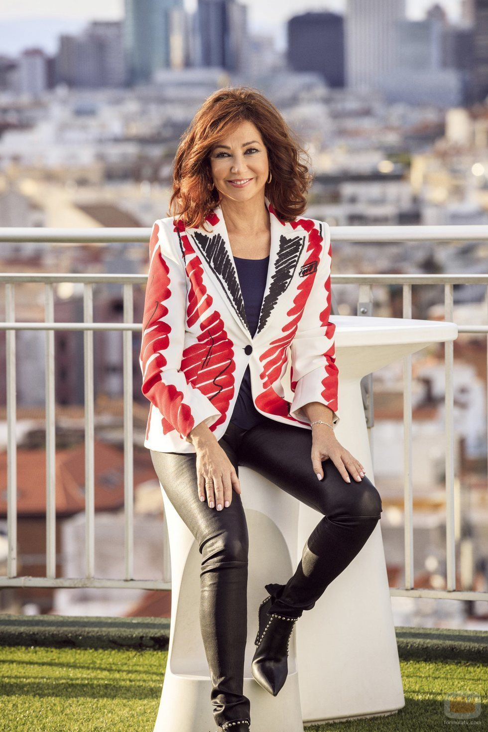 Ana Rosa Quintana vuelve a ponerse al frente de 'El programa de Ana Rosa'