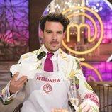 Juan Avellaneda, aspirante de 'MasterChef Celebrity 4'