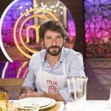 Félix Gómez, aspirante de 'MasterChef Celebrity 4'