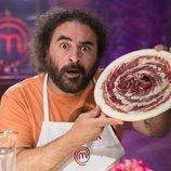 El Sevilla, aspirante de 'MasterChef Celebrity 4'