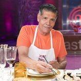 José Salazar, aspirante de 'MasterChef Celebrity 4'