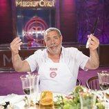 Juan Salazar, aspirante de 'MasterChef Celebrity 4'