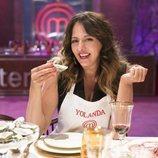 Yolanda Ramos, aspirante de 'MasterChef Celebrity 4'