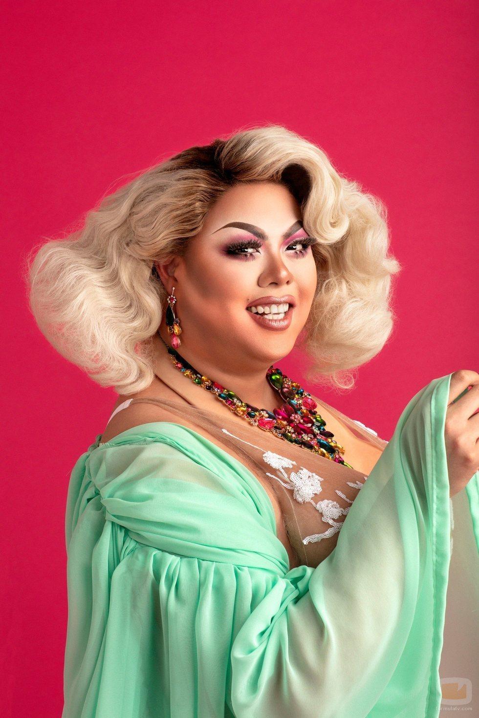 Sum Ting Wong, concursante de 'RuPaul's Drag Race UK'