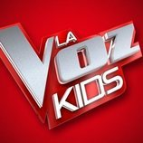 Logotipo de 'La Voz Kids' en Antena 3
