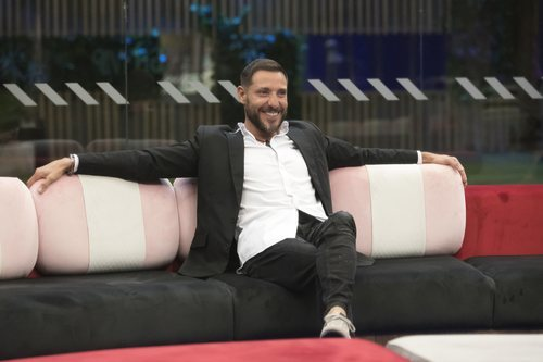 Antonio David Flores, en el salón de 'GH VIP 7', en la Gala 1