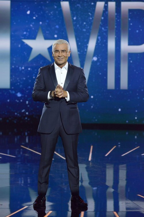 Jorge Javier Váquez presentando la Gala 1 de 'GH VIP 7'