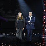 Jorge Javier Vázquez y Rocío Flores, en la Gala 1 de 'GH VIP 7'