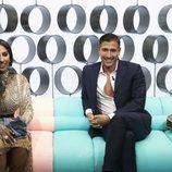 Noemí Salazar y Gianmarco Onestini en la Gala 1 de 'GH VIP 7'