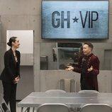 Adara y Maestro Joao se reencuentran en la Gala 1 de 'GH VIP 7'