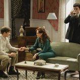 La familia de los Visos en la temporada 12 de 'El secreto de Puente Viejo'