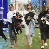 Anabel Pantoja, Nuria Martínez y Noemí Salazar en la Gala 1 de 'GH VIP 7'