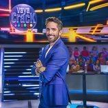 Roberto Leal presenta 'Vaya crack'