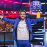 Roberto Leal es el presentador de 'Vaya crack'