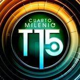 Logo de la temporada 15 de 'Cuarto Milenio'