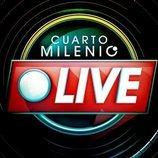 Logotipo de 'Cuarto Milenio Live'
