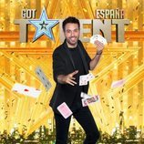 Dani Martínez, incorporación de 'Got Talent 5'