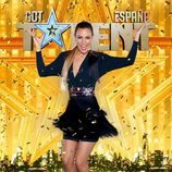 Edurne, jurado de 'Got Talent España 5' en Telecinco