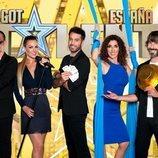 Jurado de 'Got Talent España 5' junto a Santi Millán
