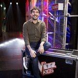 Juanra Bonet, presentador de 'La Voz Kids', en Antena 3