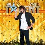 Santi Millán, presentador de 'Got Talent España 5'