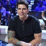 Diego Matamoros en el plató de 'GH VIP 7'