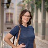 Luz Valdenebro es Cristina Martínez en 'Amar es para siempre'